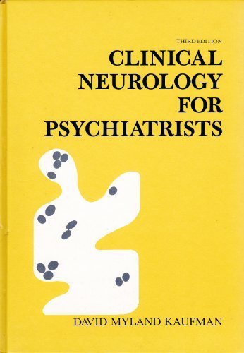 Clinical Neurology for Psychiatrists: Joseph J. Kaufman