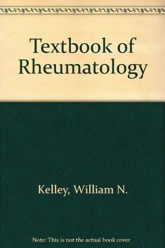 9780721631561: Textbook of rheumatology