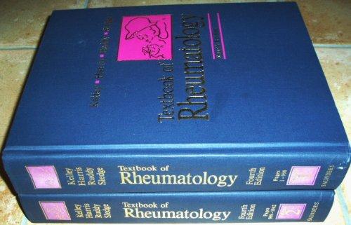 9780721631578: Textbook of Rheumatology