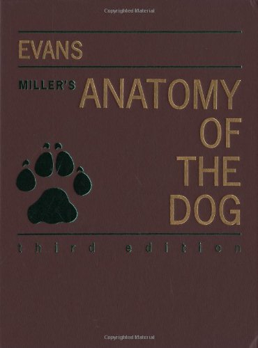 9780721632001: Miller's Anatomy of the Dog, 3e