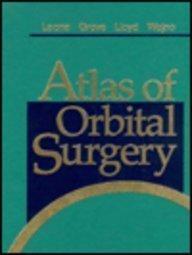 9780721632155: Atlas of Orbital Surgery