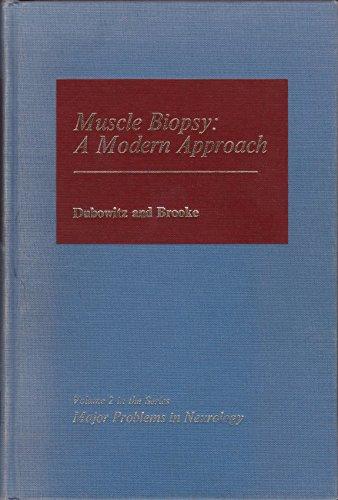 9780721632209: Muscle Biopsy: A Modern Approach