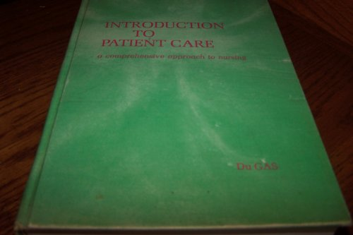 9780721632261: Introduction to Patient Care