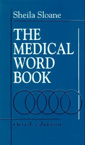 9780721632438: Medical Word Book: A Spelling and Vocabulary Guide to Medical Transcription