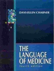 9780721632445: The Language of Medicine