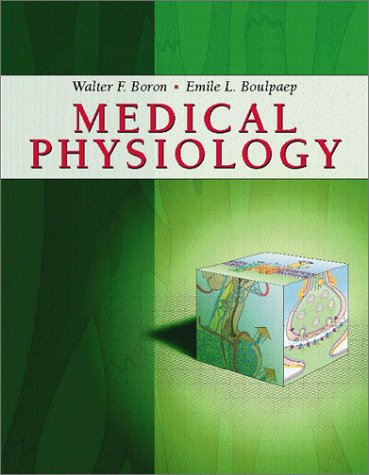 9780721632568: Medical Physiology