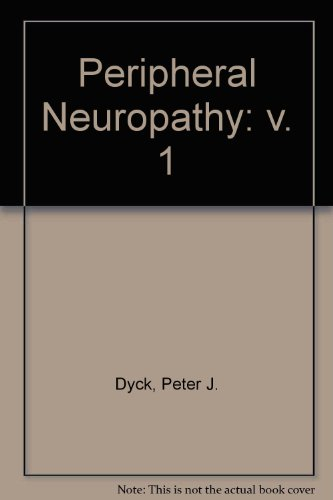 9780721632704: Peripheral neuropathy by 78 authorities (Volume I of II)