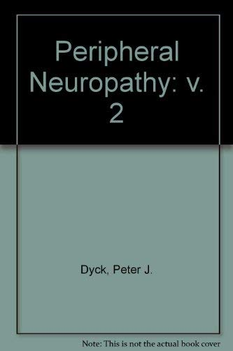 9780721632711: Peripheral Neuropathy: v. 2
