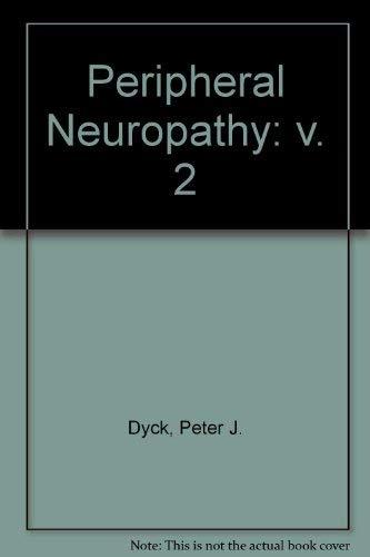 9780721632711: Peripheral Neuropathy: v. 2