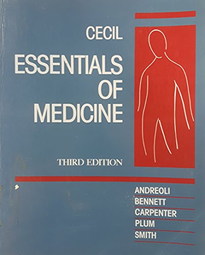 9780721632728: Cecil Essentials of Medicine (Cecil Medicine)