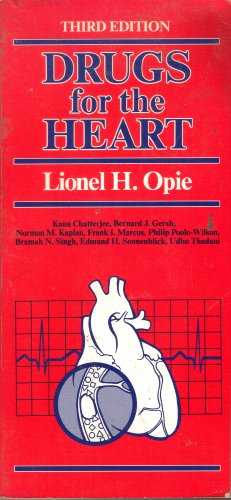 9780721632780: Drugs for the Heart