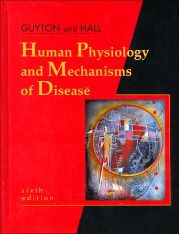 9780721632995: Human Physiology and Mechanisms of Disease (Human Physiology & /Mechanisms of Disease ( Guyton)