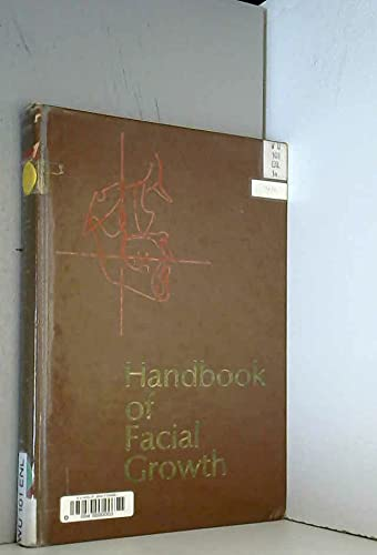 9780721633855: Handbook of Facial Growth