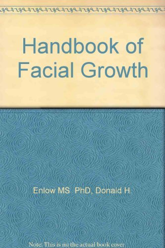 9780721633862: Handbook of Facial Growth