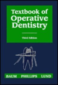 9780721634845: Textbook of Operative Dentistry, 3e