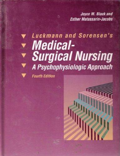 9780721635064: Luckmann and Sorensen's Medical-Surgical Nursing: A Psychophysiologic Approach