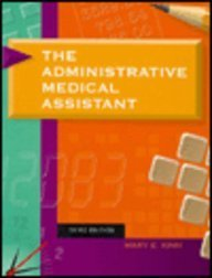 9780721636276: The Administrative Medical Assistant