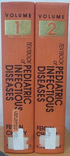 9780721636566: Textbook of Pediatric Infectious Diseases