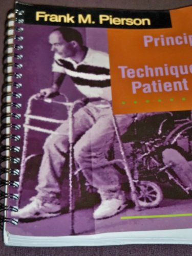 9780721637198: Principles and Techniques of Patient Care