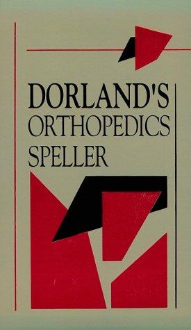 9780721637525: Orthopedics Speller