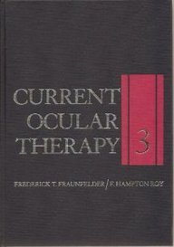 9780721638485: Current Ocular Therapy, Book 3