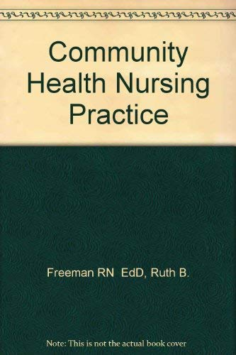 Community Health Nursing Practice - SIGNED By BOTH AUTHORS