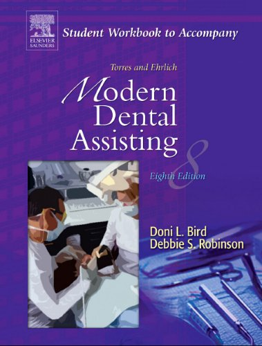 9780721639086: Student Workbook to Accompany Torres and Ehrlich Modern Dental Assisting