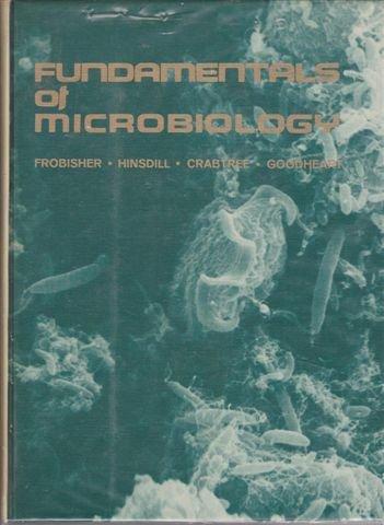 Fundamentals of Microbiology: Martin Frobisher; Ronald