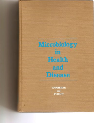 9780721639383: Microbiology in Health and Disease