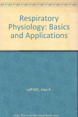 9780721639529: Respiratory Physiology: Basics and Applications