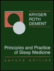 9780721642178: Principles and Practice of Sleep Medicine