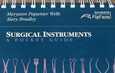 9780721643113: Surgical Instruments: A Pocket Guide