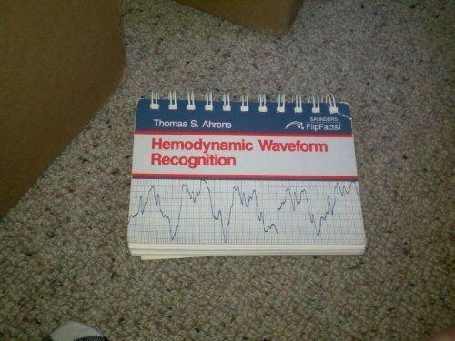 9780721643137: Hemodynamic Waveform Recognition