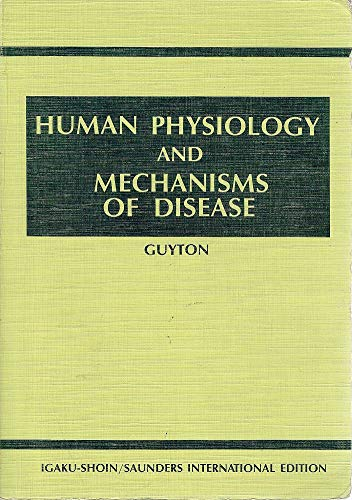 9780721643847: Human Physiology and Mechanisms of Disease