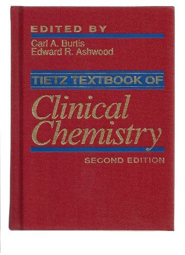 9780721644721: Tietz Textbook of Clinical Chemistry