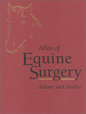 9780721646435: Atlas of Equine Surgery