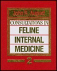 9780721646749: Consultations in Feline Internal Medicine: v. 2