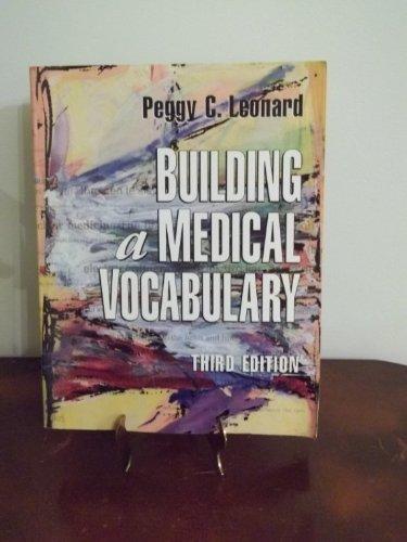 9780721646909: Building a Medical Vocabulary