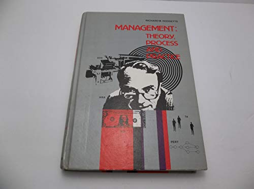 9780721647142: Management: Theory, Process and Practice