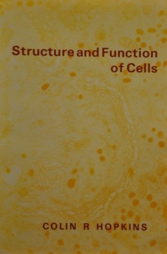 9780721647753: Structure and Function of Cells