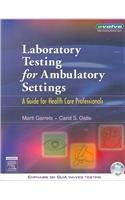 9780721647906: Laboratory Testing for Ambulatory Settings - Text and Workbook Package: A Guide for Health Care Professionals