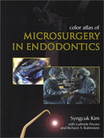 9780721648514: Color Atlas of Microsurgery in Endodontics