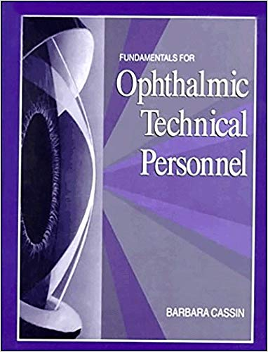 9780721649313: Fundamentals for Ophthalmic Technical Personnel, 1e
