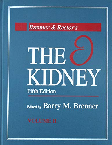 9780721650746: Brenner and Rector's the Kidney
