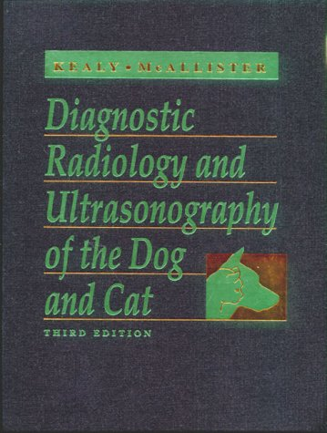9780721650906: Diagnostic Radiology and Ultrasonography of the Dog and Cat