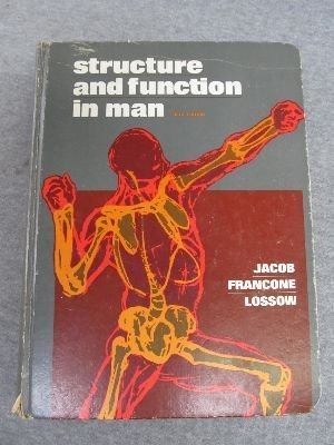 9780721650944: Structure and Function in Man