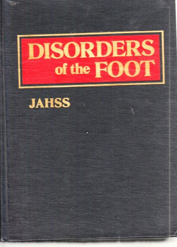 9780721651064: Disorders of the Foot (Volume 1)