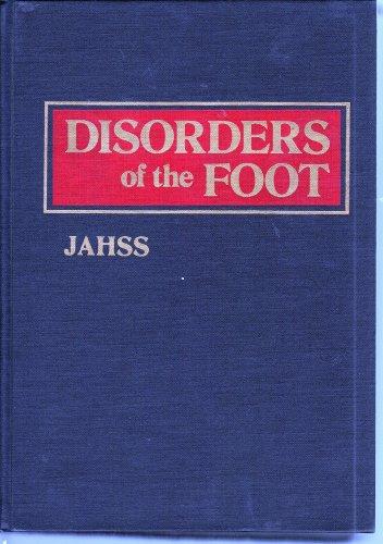 Disorders of the Foot, Vol. 2: Jahss, Melvin H.