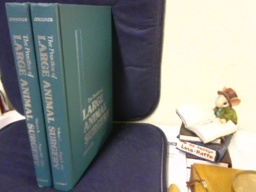 9780721651187: Practice of Large Animal Surgery