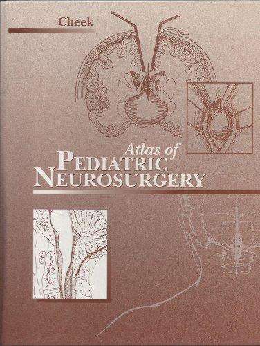 9780721651385: Atlas of Pediatric Neurosurgery